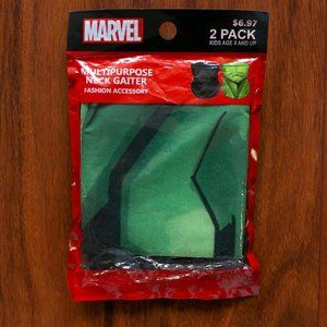 Marvel Comics Incredible Hulk Neck + Face Gaiter
